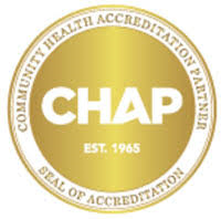 CHAPS Accredited