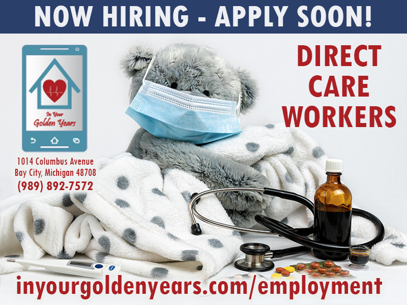IYGY Direct Care Worker Ad